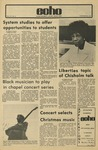 The Echo: November 30, 1973 by Taylor University