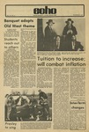 The Echo: December 7, 1973 by Taylor University