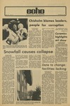 The Echo: January 25, 1974 by Taylor University