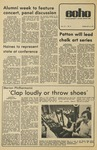 The Echo: February 22, 1974 by Taylor University