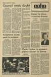 The Echo: March 1, 1974 by Taylor University