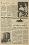 The Echo: March 8, 1974 by Taylor University