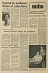 The Echo: March 15, 1974 by Taylor University