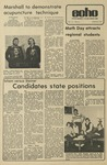 The Echo: March 22, 1974 by Taylor University