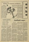 The Echo: May 3, 1974 by Taylor University