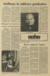 The Echo: May 17, 1974 by Taylor University