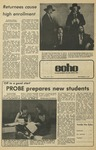 The Echo: September 6, 1974 by Taylor University
