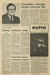 The Echo: September 13, 1974 by Taylor University