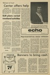 The Echo: September 20, 1974 by Taylor University