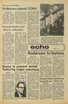 The Echo: October 18, 1974 by Taylor University