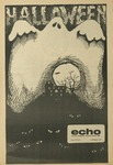 The Echo: October 25, 1974 by Taylor University
