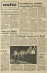The Echo: November 15, 1974 by Taylor University
