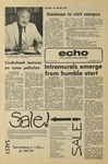 The Echo: December 6, 1974 by Taylor University