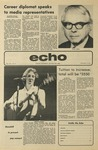 The Echo: January 24, 1975 by Taylor University