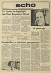 The Echo: September 26, 1975