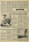 The Echo: October 31, 1975 by Taylor University