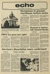 The Echo: November 21, 1975 by Taylor University