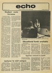The Echo: February 20, 1976 by Taylor University