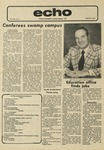The Echo: March 19, 1976 by Taylor University