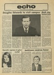 The Echo: April 23, 1976 by Taylor University