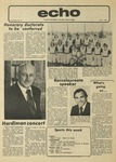 The Echo: May 7, 1976 by Taylor University