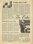 The Echo: September 17,1976 by Taylor University