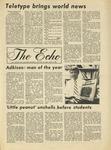 The Echo: September 24, 1976 by Taylor University