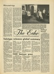 The Echo: October 15, 1976 by Taylor University