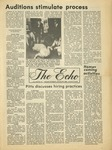 The Echo: October 22, 1976 by Taylor University