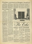 The Echo: October 29,1976 by Taylor University