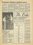 The Echo: November 5, 1976 by Taylor University