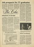 The Echo: January 21, 1977 by Taylor University