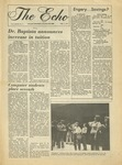 The Echo: February 11, 1977 by Taylor University