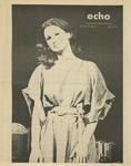 The Echo: April 29, 1977 by Taylor University
