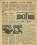 The Echo: September 16,1977 by Taylor University