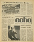 The Echo: September 23,1977 by Taylor University