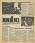 The Echo: October 21,1977 by Taylor University