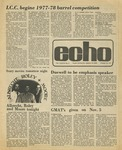 The Echo: October 28, 1977