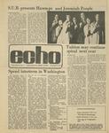 The Echo: November 4, 1977 by Taylor University