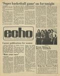 The Echo: November 11, 1977 by Taylor University