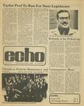 The Echo: April 28,1978 by Taylor University