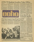 The Echo: May 5, 1978 by Taylor University