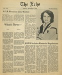The Echo: September 8, 1978 by Taylor University