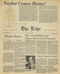 The Echo: October 13, 1978 by Taylor University