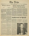 The Echo: October 20,1978 by Taylor University