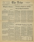 The Echo: March 2, 1979 by Taylor University
