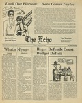 The Echo: March 16, 1979 by Taylor University
