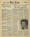 The Echo: April 13, 1979 by Taylor University