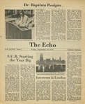 The Echo: September 14, 1979