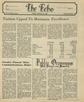 The Echo: February 15, 1980 by Taylor University